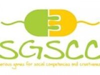 Logo SGSCC - Serious Games for Social & Creativity Competence