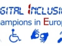 logo DICE – Digital Inclusion Champions in Europe