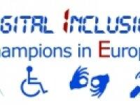 logo DICE – Digital Inclusion Champions in Europe