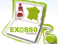 logo Ex@sso France: Telework for Persons with Disabilities