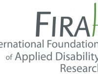 Logo International Foundation of Applied Disability Research